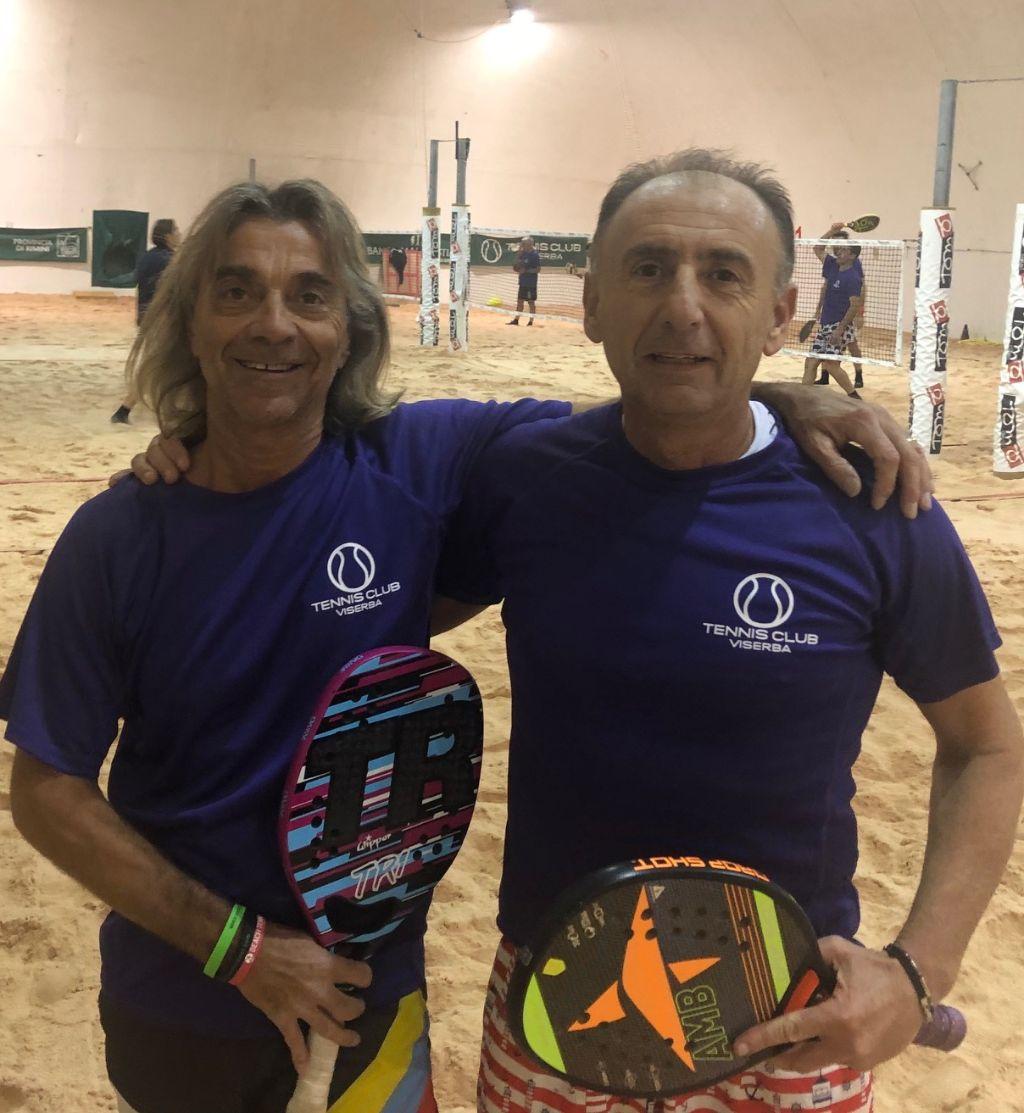 Roberto Galli e Fabrizio Antonelli