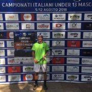 Filippo Caporali allo Junior Perugia