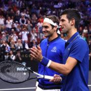 Federer e Djokovic
