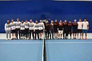 Ct Massa Lombarda e Tc Crema schierate nella nuova Oremplast Tennis Arena