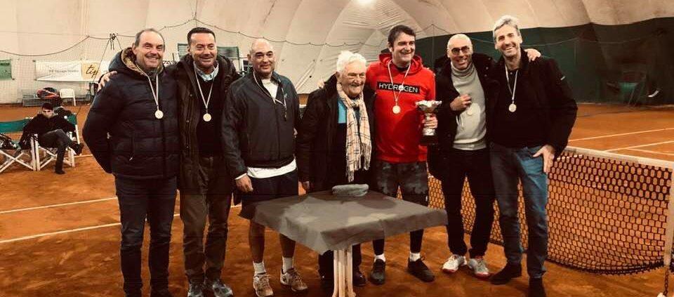 Trofeo Getti: la squadra del Circolo Tennis Rimini