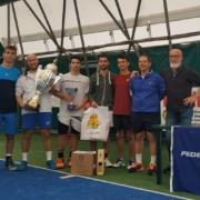 Il Tennis Club Castelbolognese vincitore dell'edizione 2019 del Trofeo Nonantola