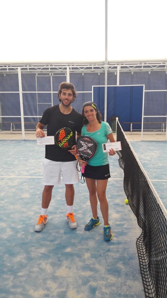 Federico Galli e Sara D'Ambrogio