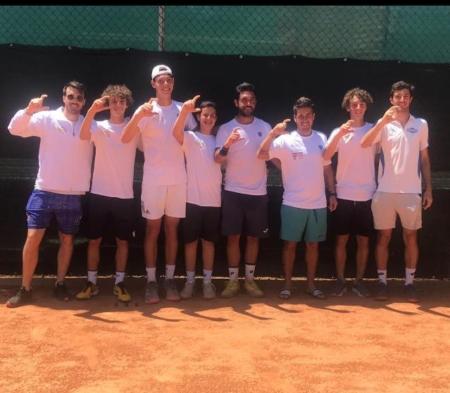 La squadra del Ct Zavaglia promossa in serie C