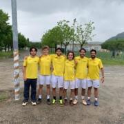 La squadra di serie C Circolo Tennis Rimini