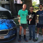 Padel: i campioni regionali Giorgio Negroni e Filippo Scala