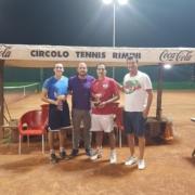 Trofeo Golfetta: la premiazione al Circolo Tennis Rimini
