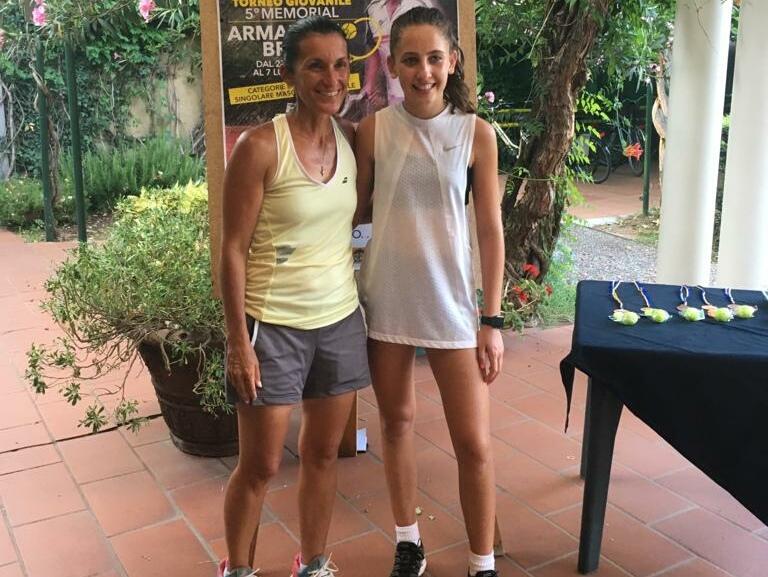 Clara Sansoni e Adriana Serra Zanetti