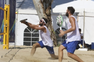 Mediterranean Beach Games: Tommaso Giovannini e Dennis Valmori