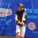 Enrico Dalla Valle in azione a Manerbio