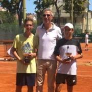 Torneo Australian Riccione: la premiazione dell'under 14 maschile