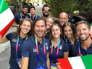 Mediterranean Beach Games: la nazionale italiana di beach tennis