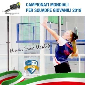Maria Sole Ugolini (Padel Club Riccione)