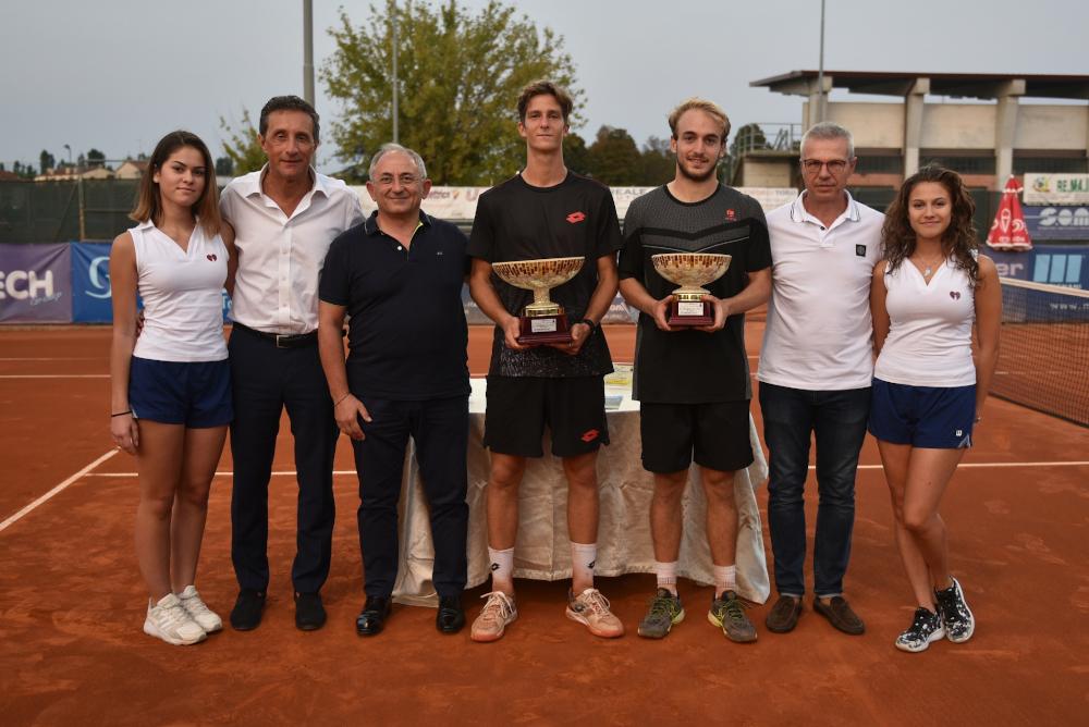 Trofeo Oremplast: la premiazione di Vianello e Brunetti a Massa Lombarda