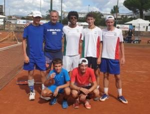 Finali campionato under 14 maschile: Villa Carpena e dello Sporting Club Sassuolo