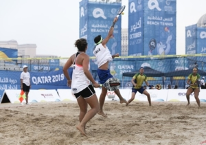Beach Games: Tommaso Giovannini e Flaminia Daina