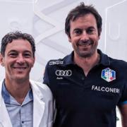 Tiss'You Care: Simone Origone e dottor Marco Fravisini
