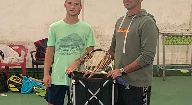 Alexander Binda e Christian Rosti