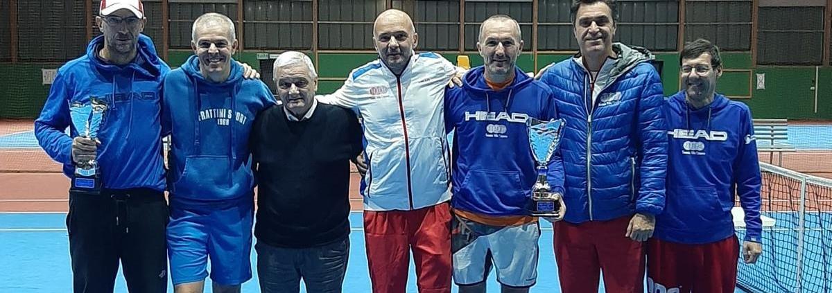 Trofeo Dante Getti: squadra Villa Carpena Over 35
