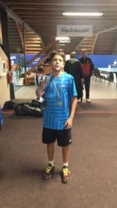 Master Junior Next Gen Italia: Rafael Capacci