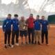 Tennis Faenza-Viserba con Gene Gnocchi