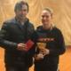 Ludovica Fiorini premiata a Conselice