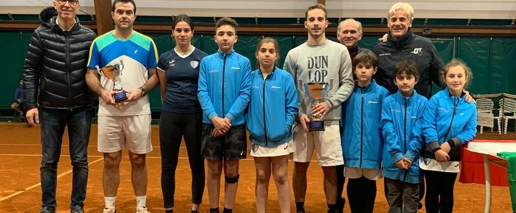 Premiazione Open Tennis Club Riccione