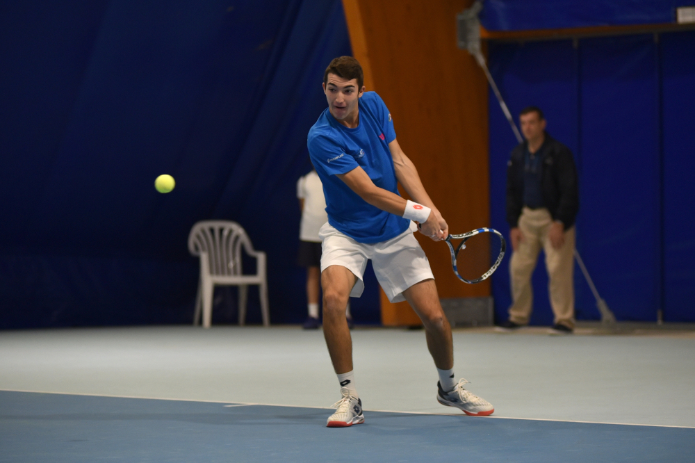A1 Circolo Tennis Massa Lombarda: Alessio De Bernardis