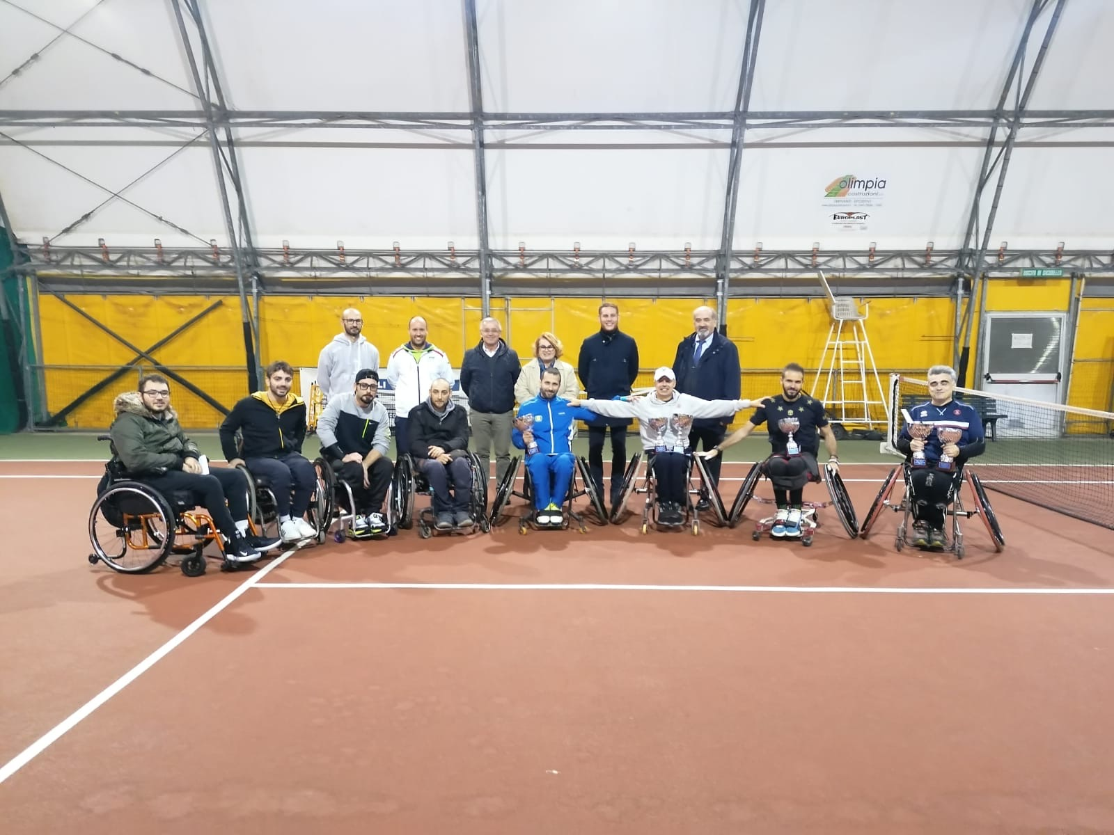 Circuito Wheelchair Emilia Romagna: tappa Castel Bolognese