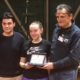La premiazione della vincitrice dell'Under 16, Matilde Greco