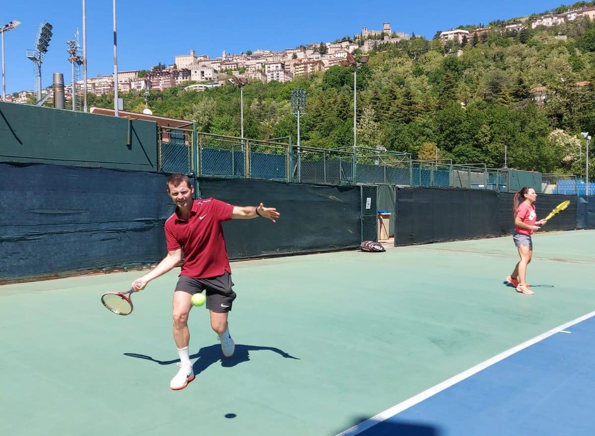 Il primo allenamento diretto da Stefano Galvani a San Marino