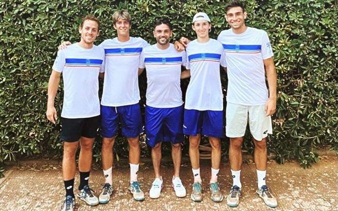 La squadra di A1 dello Sporting Club Sassuolo
