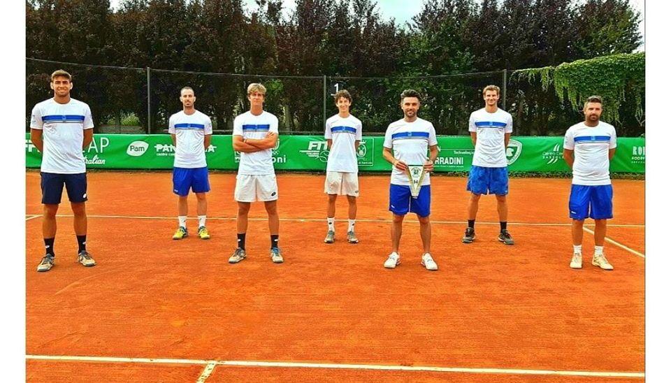 Serie A1 maschile: Sporting Club Sassuolo