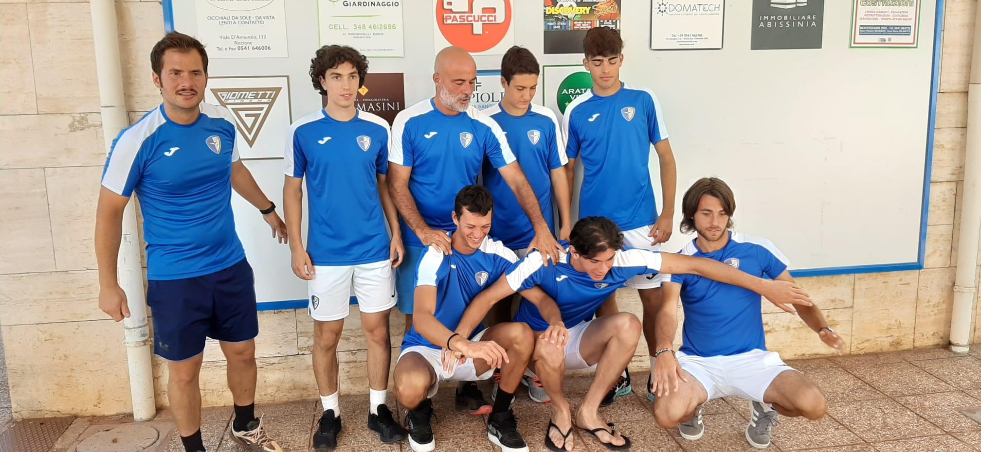 Tennis Club Riccione: serie C maschile