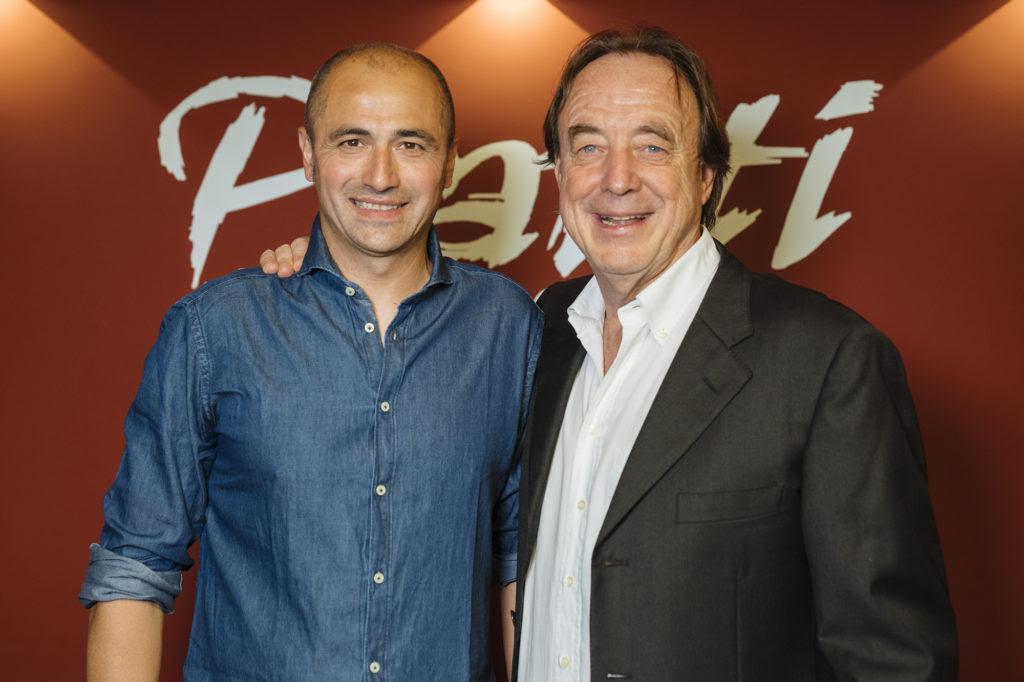 Cristian Brandi e Riccardo Piatti