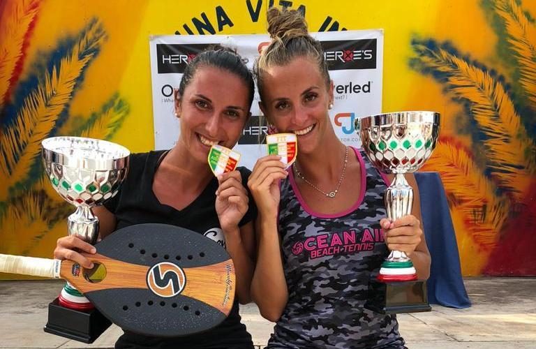 Sofia Cimatti e Nicole Nobile