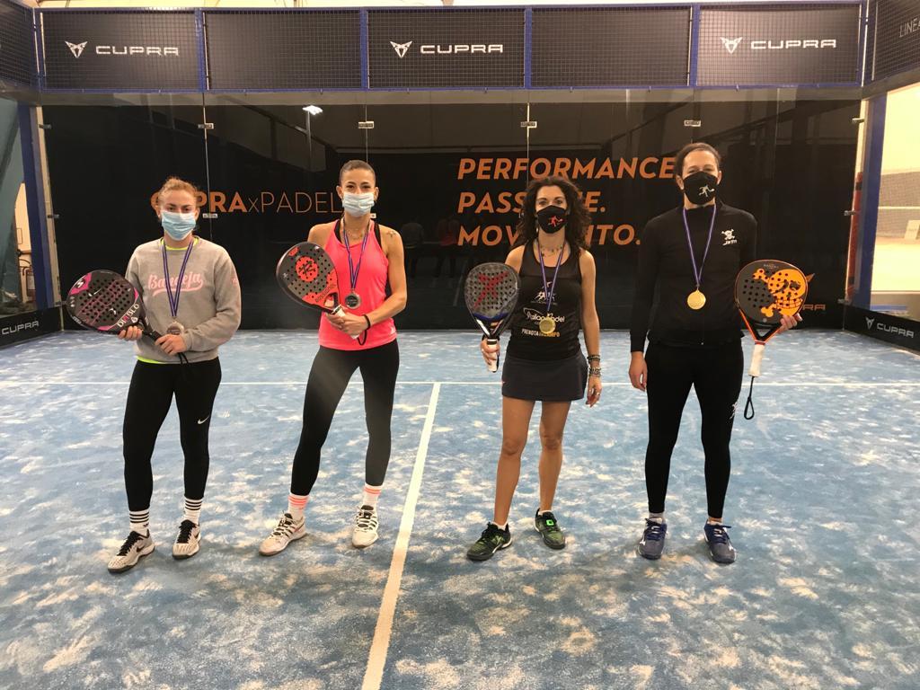 Padel: finaliste Open Sabbione Cesena