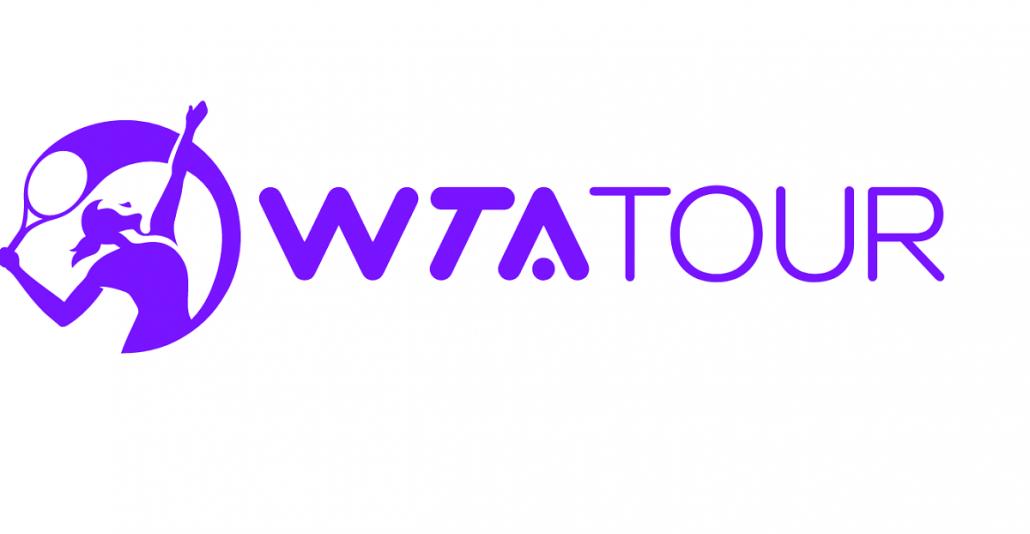 Il logo del WTA Tour