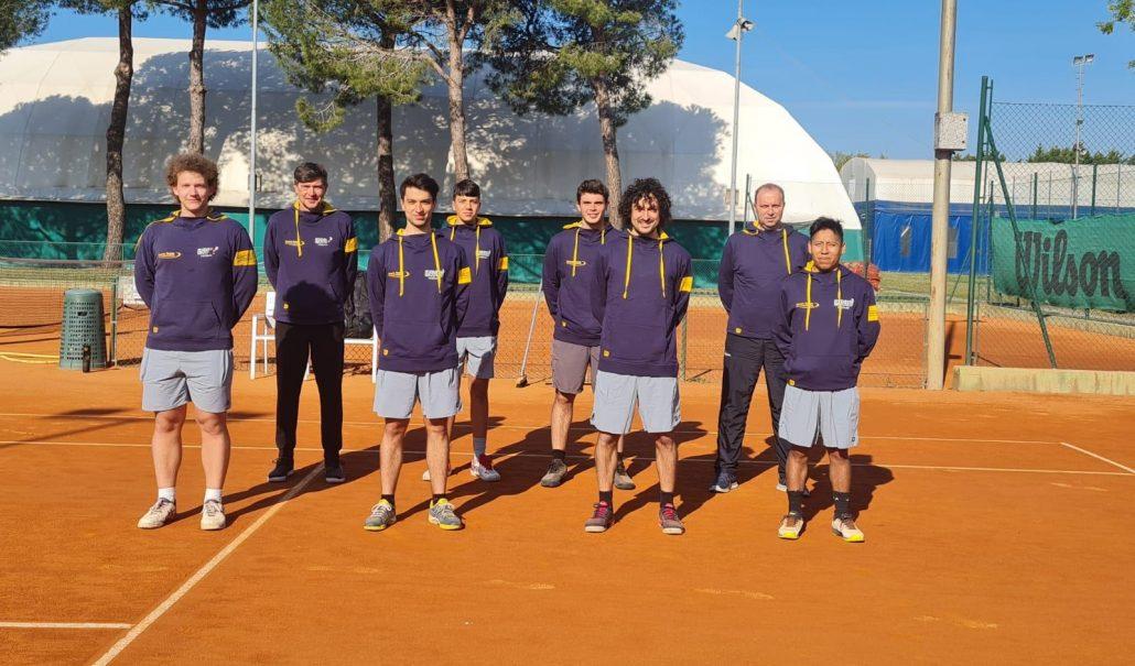 Serie C maschile: Circolo Tennis Cervia