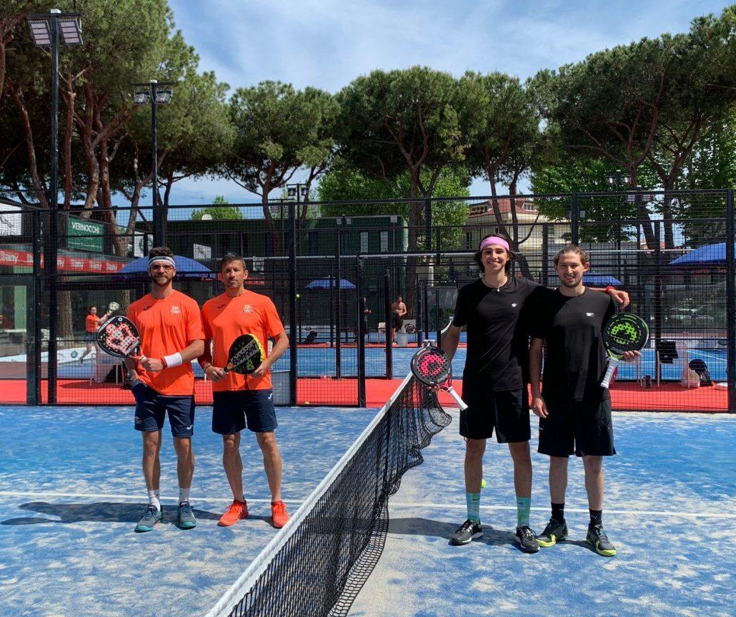 serie B Padel Club Riccione Berardi-Vampa