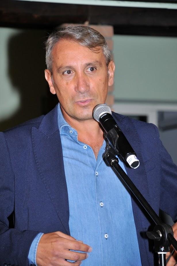 Giancarlo Sabbatani, presidente del Tennis Club Faenza