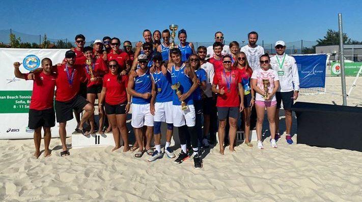 Europei di Sofia: Spagna, Italia e Russia sul podio del Trofeo delle Nazioni