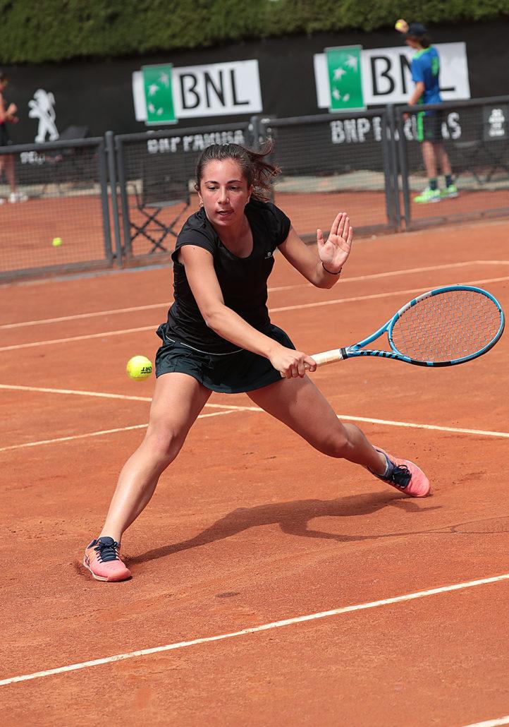 """Ai nastri di partenza l'Open femminile """"Envikem"""" al Circolo Tennis Cicconetti"""