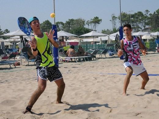 Mondiali di beach tennis a Cervia: ecco le coppie qualificate ai main draw