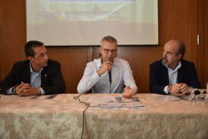 Fulvio Campomori, presidente del Circolo Tennis Massa Lombarda