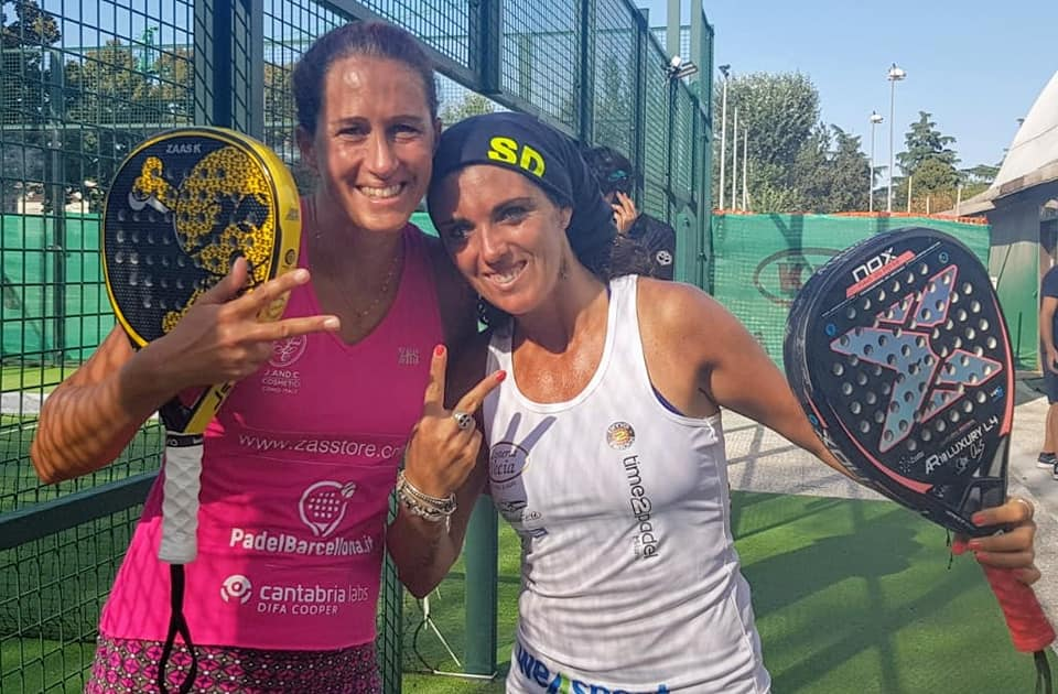 Martina Camorani e Sara D'Ambrogio