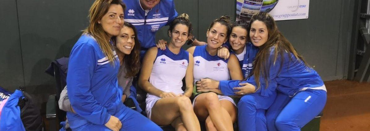Tennis Club Faenza: serie A1 femminile