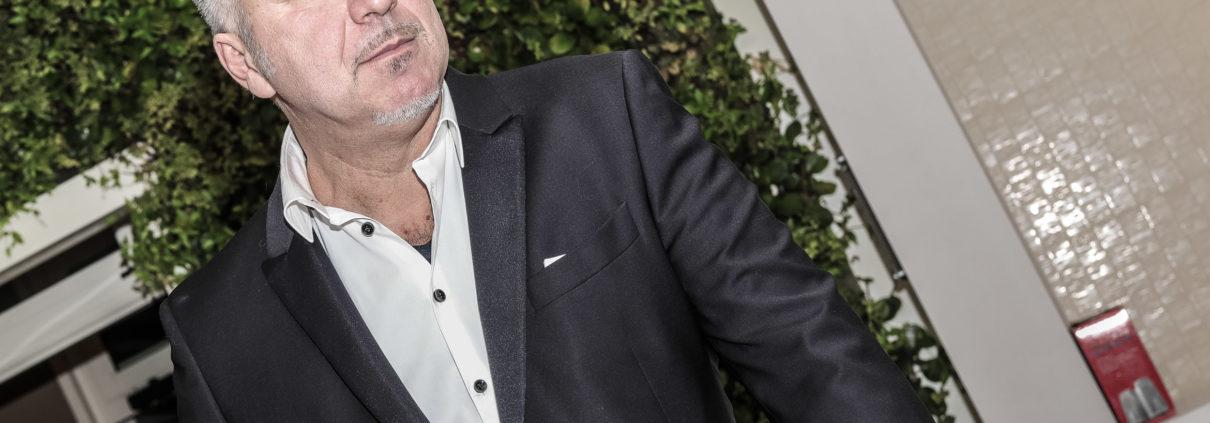 Massimiliano Narducci, presidente del Tozzona Tennis Park