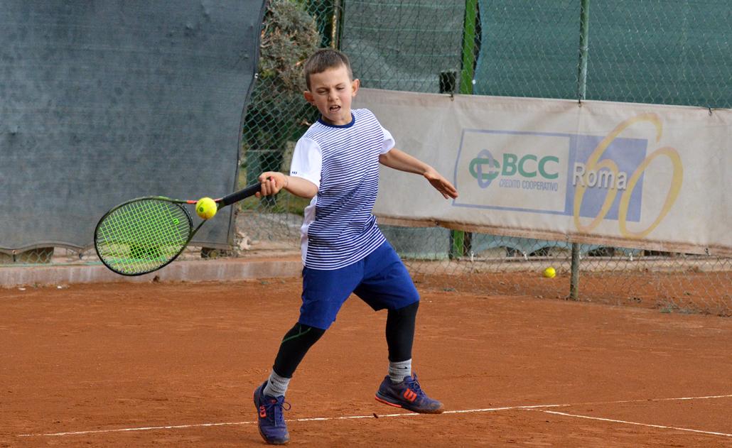 Dennis Spircu in azione