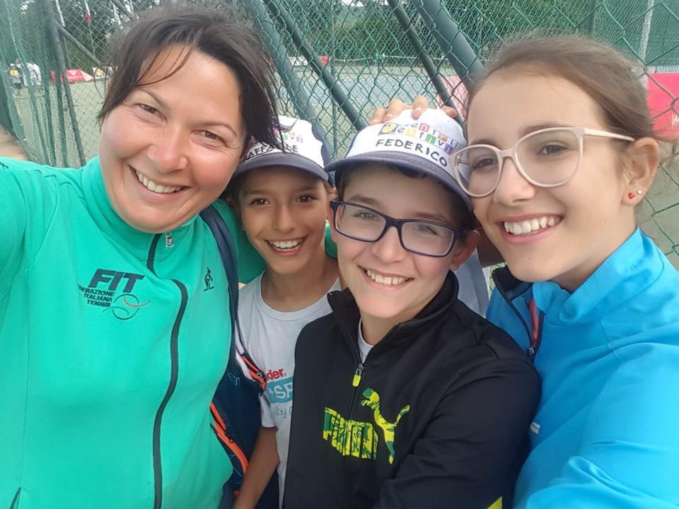 Al via il torneo giovanile del Circolo Tennis Cerri: tutti i protagonisti